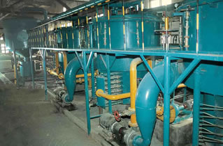 Convection Deinking Flotation Machine